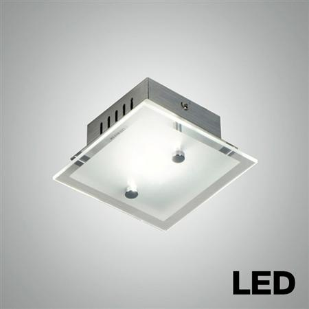 Plafón Glass LED