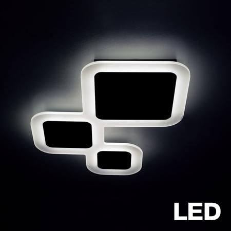 Plafón Ghost LED