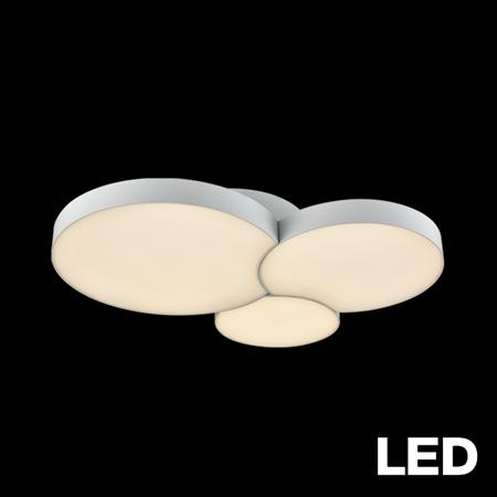 Plafón Nube Led